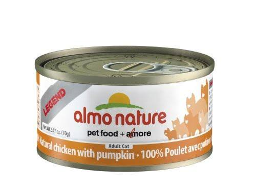 Almo Nature Pet Food - Chicken with Pumpkin