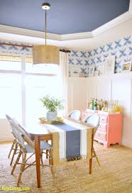 Dining Room Wallpaper Fresh A Refresh With Suburban Bees