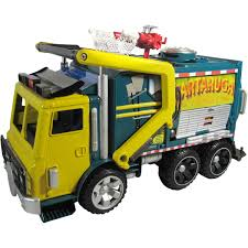 Teenage Mutant Ninja Turtles Movie Garbage Truck - Find It Cheaper ... Fingerhut Teenage Mutant Ninja Turtles Micro Mutants Sweeper Ops Fire Truck To Tank With Raph Figure Out Of The Shadows Die Cast Vehicle T Nyias 2016 The Tmnt Turtle Truck Pt Tactical Donatellos Trash Toy At Mighty Ape Pop Rides Van Teenemantnjaturtles2movielunchboxpackagingbeautyshot Lego Takedown 79115 Toys Games Others On