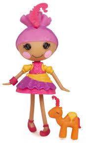 Lalaloopsy Bed Set by Lalaloopsy Mini Dolls Series 10 Silly Fun House Collection