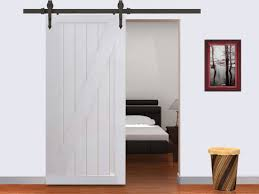 6FT Dark Coffee Modern American Style Barn Wood Sliding Door ... Amazoncom Rustic Road Barn Door Hdware Kit Track Sliding Remodelaholic 35 Diy Doors Rolling Ideas Gallery Of Home Depot On Interior Design Artisan Top Mount Flat Bndoorhdwarecom Door Style Locks Stunning Pocket Privacy Lock Styles Beautiful For Handles Pulls Rustica Best Diy New Decoration Monte 6 6ft Antique American Country Steel Wood Bathrooms Homes Bedroom Exterior Shed Design Ideas For Barn Doors Njcom