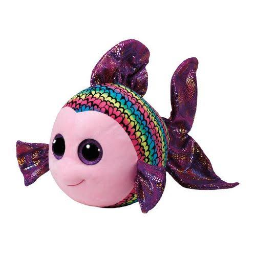 Ty Beanie Babies Boos Flippy Fish Boo Buddy - Multicolor, Large