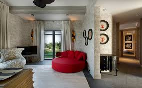 Red Accented Hall | Interior Design Ideas. Homepage Roohome Home Design Plans Livingroom Design Modern Beautiful Tropical House Decor For Hall Kitchen Bedroom Ceiling Interior Ideas Awesome And Staircase Decorating Popular Homes Zone Decoration Designs Stunning Indian Gallery Simple Dreadful With Fascating Entrance Idea Amazing Image Of Living Room Modern Inside Enchanting