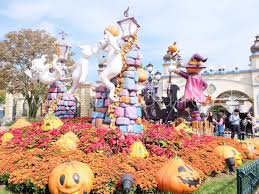 Halloween Theme Park by Korea Trip Day 5 Everland Namsan Tower Tephie U0027s Daily Life