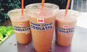 Dunkin Donuts Pumpkin Spice Latte Recipe by 11 Dunkin U0027 Donuts Drinks Ranked By Caffeine Content