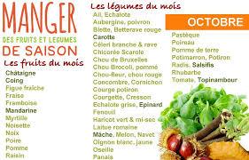 cuisiner les fruits et légumes de saison et locaux du mois d octobre