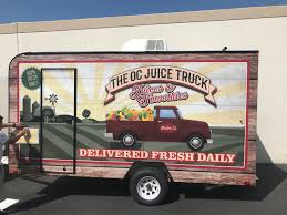 The OC Juice Truck - Orange County Food Trucks - Roaming Hunger