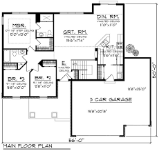 Craftsman Style House Plans Ranch by 93 Best Small House Plans Images On Pinterest Small Houses