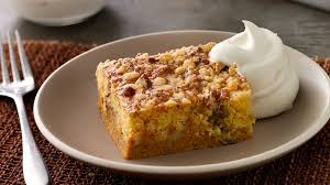 Easy Pumpkin Pie Cake Recipe Tablespoon