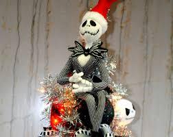 Diy Nightmare Before Christmas Tree Topper by Nightmare Before Christmas Wreath Jack Skellington Wreath