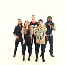 light in the hallway sheet by pentatonix piano vocal