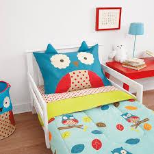 Amazon Skip Hop 4 Piece Toddler Bedding Set Owl Toddler