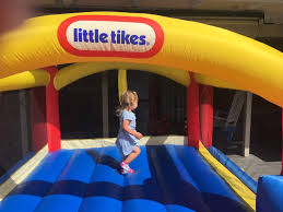 Toddler Art Desk Toys R Us by Little Tikes Jump U0027n Slide Inflatable Bouncer Toys