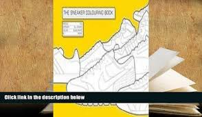 Download PDF The Sneaker Coloring Book Full