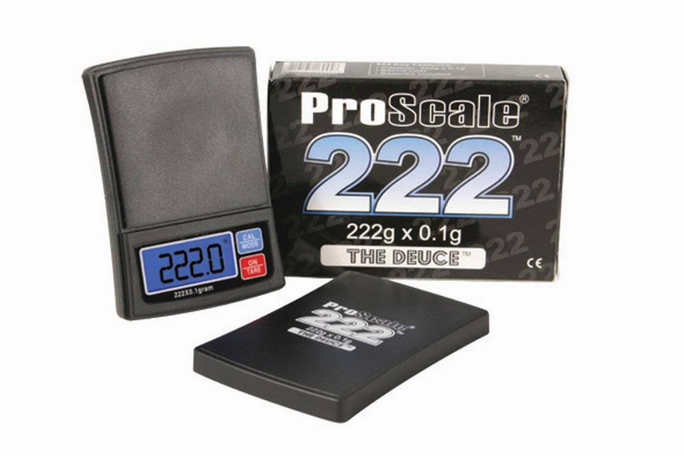 ProScale 666 Digital Pocket Scale