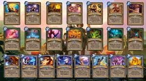 Shaman Overload Deck Loe by Beginner U0027s Guide To Consistency And Success In Arena Updated
