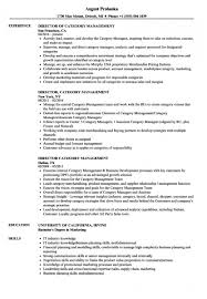 Category Management Resume Samples