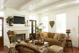 Southern Living Living Rooms by Southern Living House Plans Featuring Sugarberry Cottage