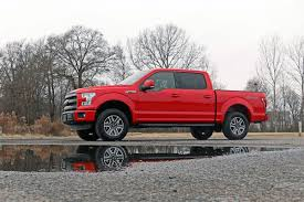2in Leveling Lift Kit W/N3 Shocks For 2015-2018 Ford F-150 Pickup ...