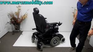 Jazzy Power Chairs Used by Pride Mobility Jazzy 1650 Used Jazzy 1650 Power Chair Youtube