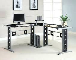 L Shaped Computer Desk Ikea by Ikea Glass Computer Desk U2013 Modelthreeenergy Com