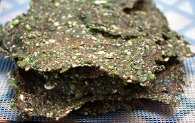 Sprouted Pumpkin Seeds Phytic Acid by Raw Sprouted Kale Crackers Kale U0026 Cake