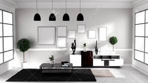 100 Scandinavian Design Living Room Interior Design Scandinavian Style 3D Rendering