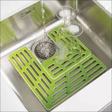 bathroom marvelous kitchen brush caddy over the sink organizer