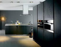 Modern Black Kitchen Cabinets Gorgeous Design Ideas Contemporary Kitchens With Dark Pleasant New Gallery Ultra
