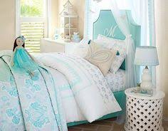 Girl s Room Fit for a Teen in Aqua and Coral