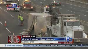Overturned Truck Cleared From NB NJ Turnpike | 6abc.com Overturned Truck On Route 143 Sherbrooke Record Overturned At Forestbrook Road Entrance Ramp To Highway 501 Dump Causes Delays 94 In Lafayette New North Jersey M50 A Car Park This Morning As Traffic Cleared From Boxwood Truck Crashes Spills Pennies I95 Delaware 6abccom Issues Daily News Summary Update West Avenue Plagued By Accidents Local Dumps Olive Oil Onto I275 Hillsborough Ave Sends Driver Hospital Morgantoncom