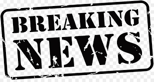 Breaking News Newspaper Stock Photography Clip Art