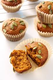 Cake Mix And Pumpkin Puree Muffins by Coconut Flour Paleo Pumpkin Muffins Leelalicious