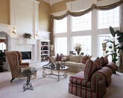 Formal Living Room Decorating Ideas Brown Hardwood Stools In Classic Style Colorful Chair Oon Wooden Floor