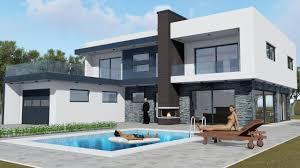 100 Image Of Modern House 3D Model LUXURY MODERN HOUSE CGTrader