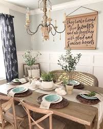 Farmhouse Dining Room Decorating Ideas Best Of 297 Images On Pinterest