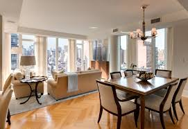 Condo Living Room And Dining Ideas With