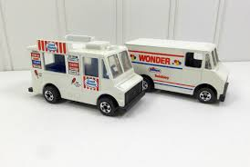 100 Wonder Bread Truck Hot Wheels Good Humor And Workhorses Die