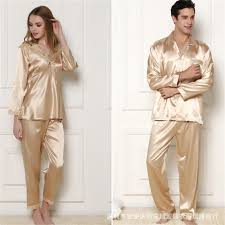 popular woman silk pajamas buy cheap woman silk pajamas lots from