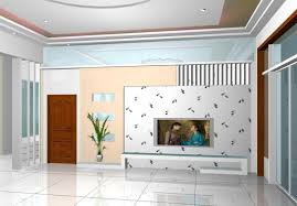 Tv Wall Design Ideas In Living Room Light Blue House
