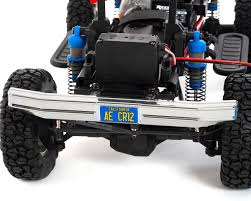 Team Associated CR12 Ford F-150 Truck RTR 1/12 4WD Rock Crawler (Blue)  W/2.4GHz Radio, Battery & Charger