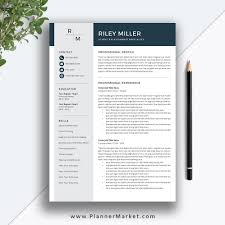 Professional Resume Template, CV Template, Creative Resume, Modern Resume  Design, Cover Letter, MS Word, The Riley Resume Best Resume Layout 2019 Guide With 50 Examples And Samples Sme Simple Twocolumn Template Resumgocom Templates Pdf Word Free Downloads The Builder Online Fast Easy To Use Try For Mplate Women Modern Cv Layout Infographic Functional Writing Rg Examples Reedcouk Layouts 20 From Idea Design Download Create Your In 5 Minutes Ms 1920 Basic 13 Page Creative Professional Job Editable Now