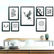 Picture Frame Wall Art Ideas Multi Interesting Design Frames