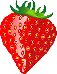Strawberry clipart border free images