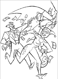 Online For Kid Batman And Joker Coloring Pages 21 Your Kids With