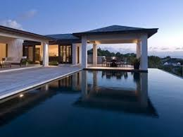 Caribbean Home A Modern Villa With View In Barbados