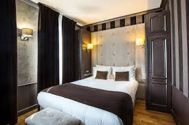 photo chambre luxe chambre de luxe avec vue hotel eiffel trocadero