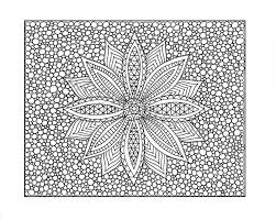 Difficult Mandala Coloring Pages For Teen 3330
