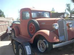 100 Classic Chevrolet Trucks For Sale 1935 Pickup For Carscom CC1151187