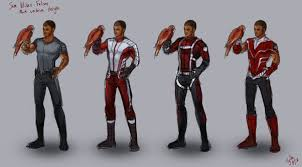 The Only Issue Is If Falcons Outfit Has Too Much Black In It Then Might Resemble Hawkeyes I Recently Found Some Interesting Concept Looks